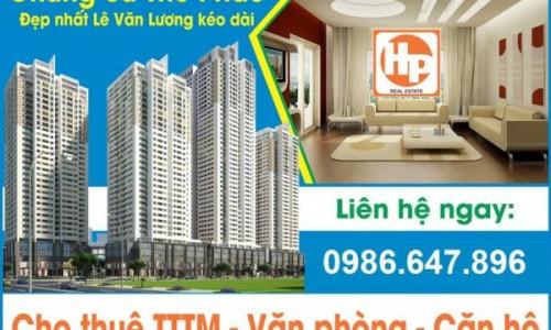 Cho thuê căn hộ The Pride nội thất cao cấp giá ưu đãi