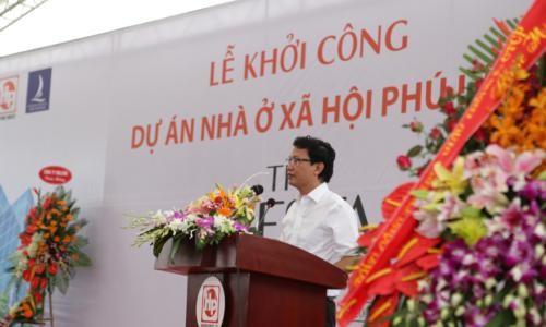 Khởi công dự án nhà ở xã hội lớn nhất Hà Nội