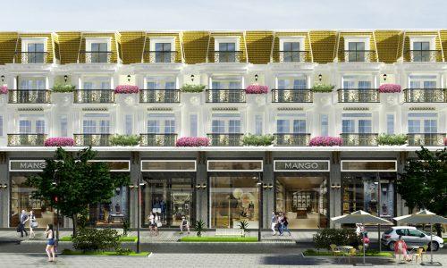 Shophouse 24h & Shophouse Roman | Sản phẩm của Tập đoàn Hải Phát
