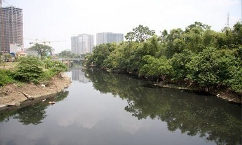 Đề xuất khoảng 1.330 tỷ đồng nạo vét Sông Nhuệ