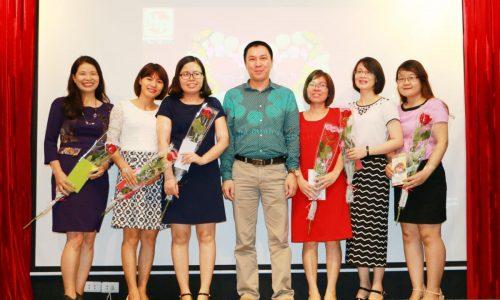 HẢI PHÁT INVEST: Tưng bừng chào mừng 86 năm ngày phụ nữ Việt Nam 20-10