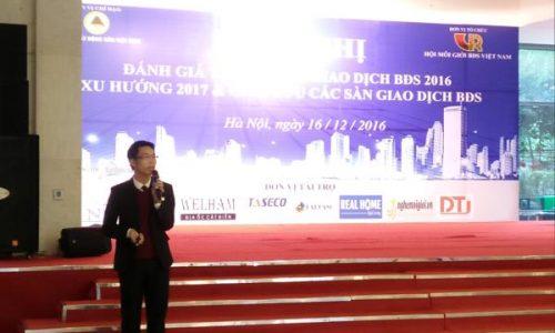 Hải Phát Land tham dự hội nghị các Sàn giao dịch Bất động sản