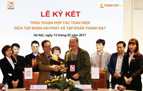 hai phat group thanh dat group le ky ket 1 1