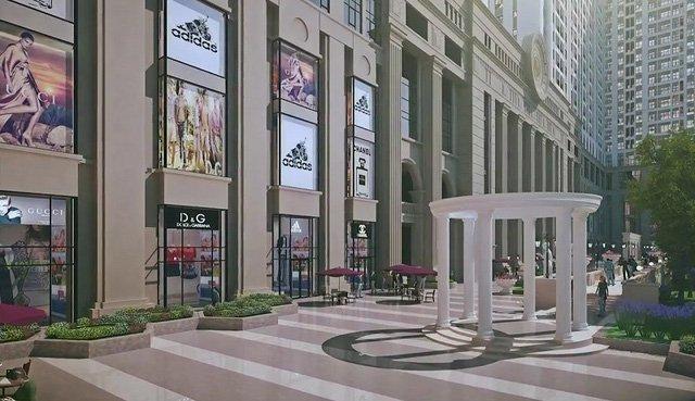 trung tam thuong mai roman plaza 2
