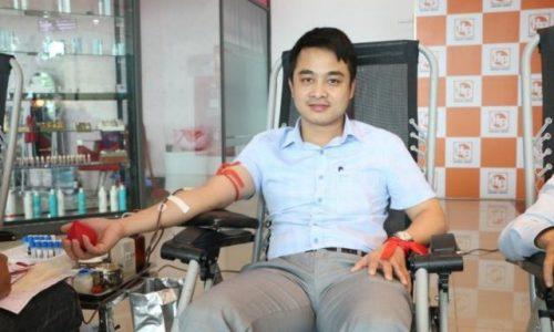 """Sôi nổi ngày hội """"hiến máu cứu người"""" tại Hải Phát Group"""