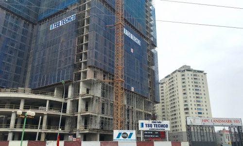 """Hà Nội công bố tòa CT2-105 Usilk đủ điều kiện được """"bán nhà trên giấy"""""""