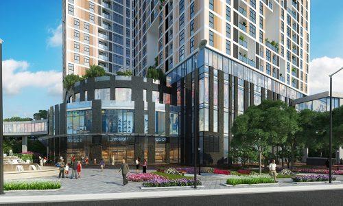 Mở bán căn hộ hoàn thiện nội thất tại HPC Landmark 105