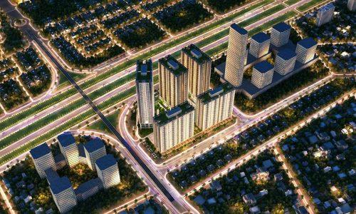 Thăng Long Capital – KĐT mới Nam An Khánh, Hoài Đức