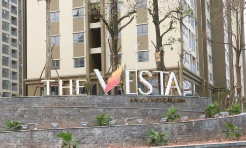 The Vesta: 488 căn hộ đã được bàn giao trước tết 2018