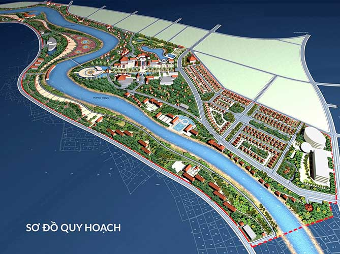 khu đô thị sinh thái eco gardenia hải phòng