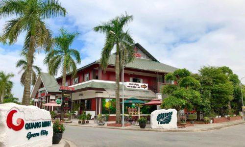 Dự án Eco Gardenia Hải Phòng – Thông tin Chủ đầu tư Quang Minh