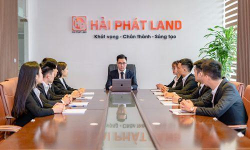 Hải Phát Land tuyển dụng Trưởng phòng kinh doanh bất động sản năm 2020