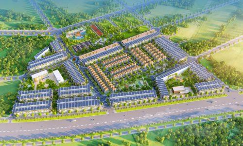 Dương Kinh New City – Đường Mạc Đăng Doanh, Anh Dũng, Hải Phòng