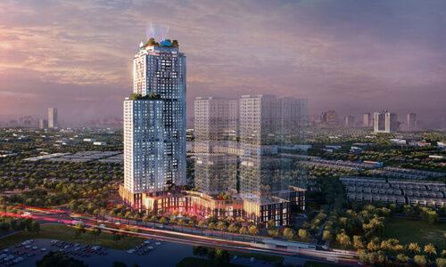 BID Residence – mặt đường Tố Hữu, KĐT Văn Khê, Hà Đông, Hà Nội