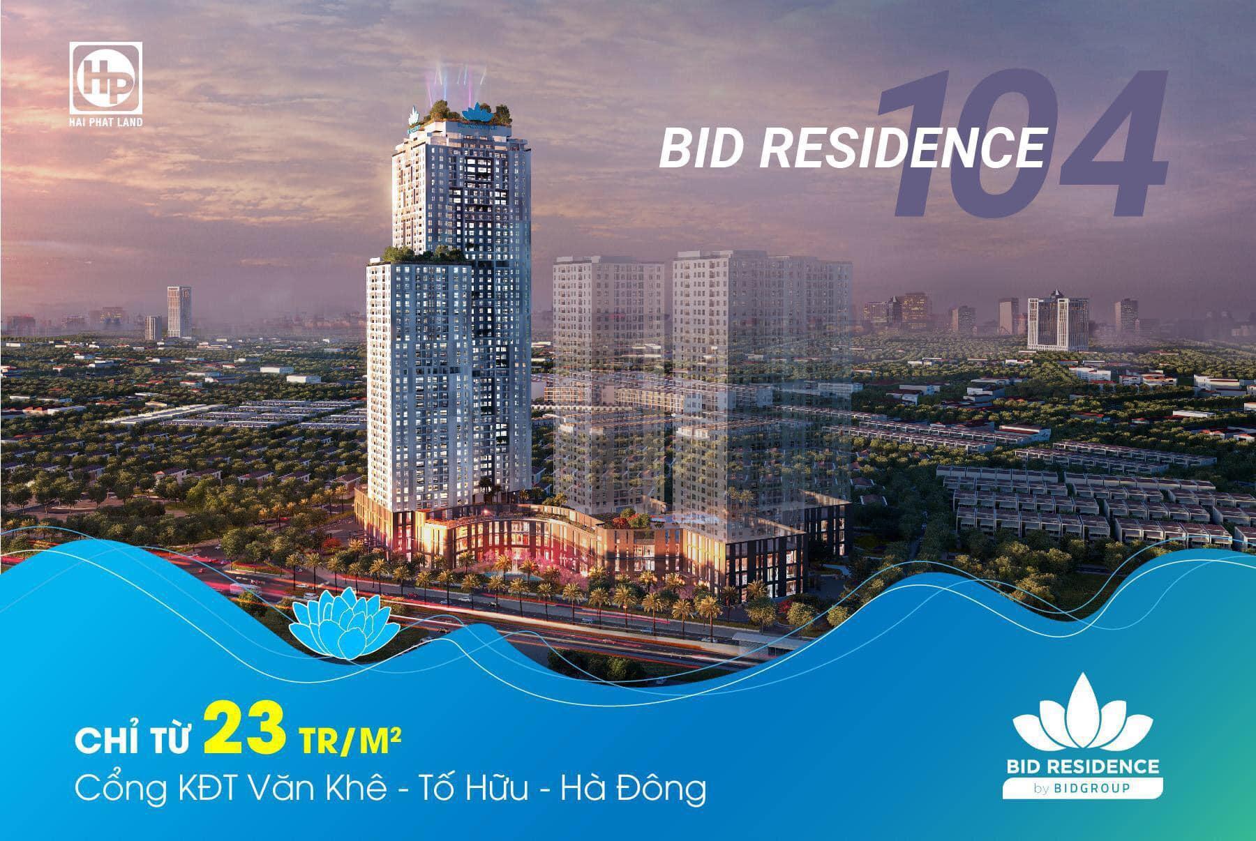 tong quan bid residence104 7