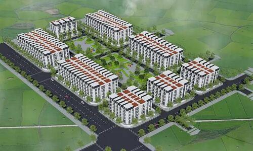 Dự án Hoàng Hà Riverside Anh Dũng, Dương Kinh, Hải Phòng